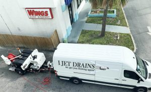 Commercial Sewer Cleaning Tampa