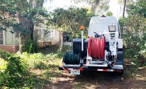 Residential Sewer Cleaning Tampa